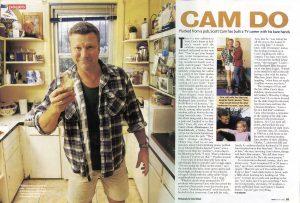 Written Interview with Scott Cam
